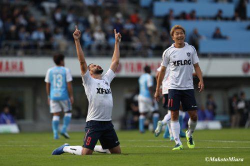 FC東京がD・オリヴェイラ&永井と契約延長…今季リーグ戦で計23ゴールの活躍