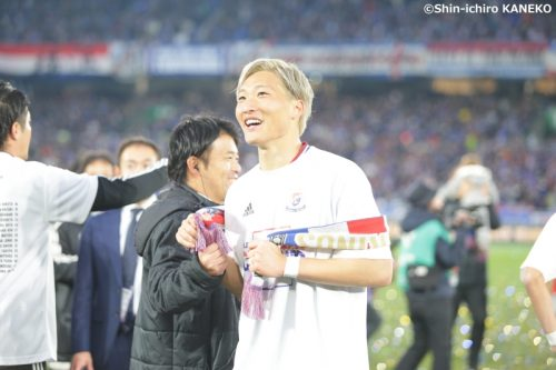リーグ戦全試合出場で優勝に貢献…畠中槙之輔が最も成長を感じたのは?