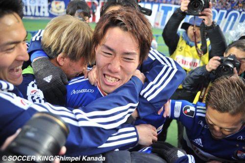 ●横浜FMが15年ぶりJ1制覇!残留争いは湘南が16位でプレーオフへ/J1第34節