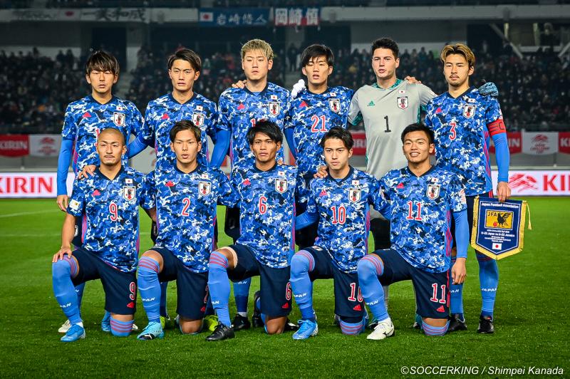 代表 サッカー オリンピック 日本