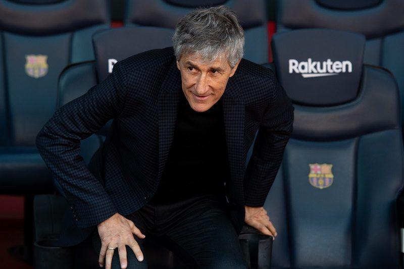 バルサのセティエン新監督、カンテラ選手の積極登用を示唆「私のやり方を見てもらえれば…」