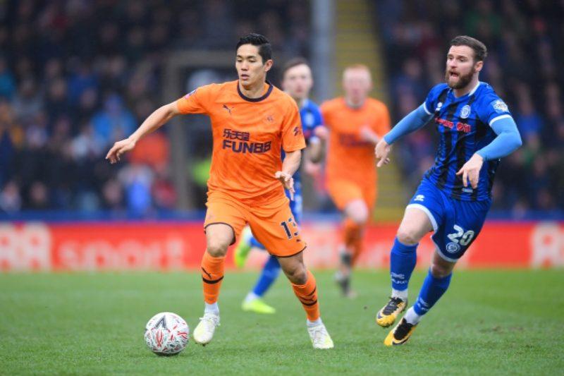 ニューカッスル、FA杯3回戦で3部とドロー…武藤嘉紀が公式戦2試合連続出場