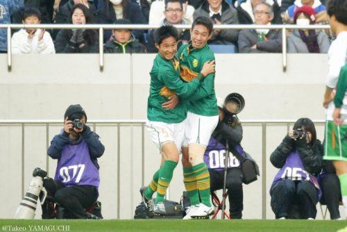 静岡学園が24年ぶり2度目の選手権制覇! 青森山田は2点差を逆転され連覇ならず