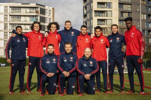 Arsenal Academy 10
