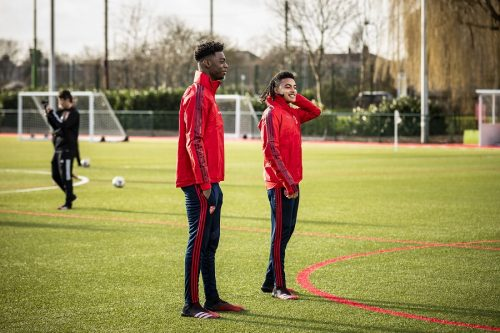 Arsenal Academy 11