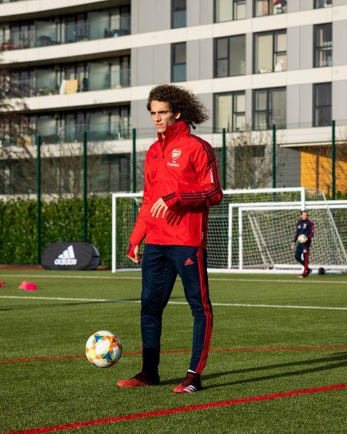 Arsenal Academy 15