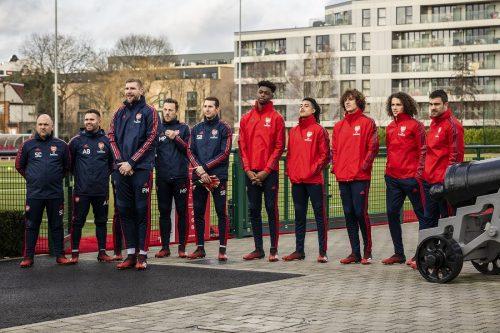 Arsenal Academy 18