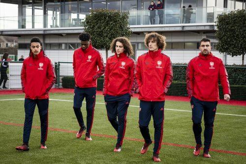Arsenal Academy 2