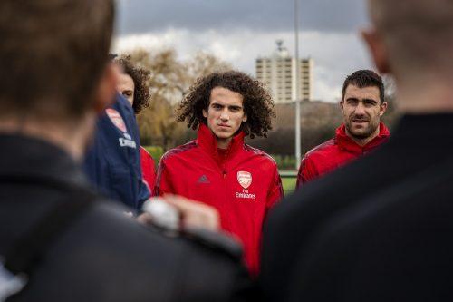 Arsenal Academy 20