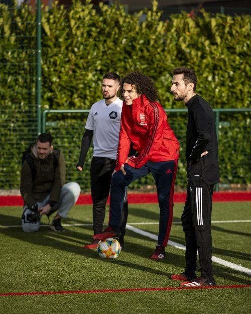 Arsenal Academy 5