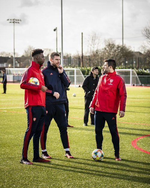 Arsenal Academy 6