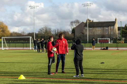 Arsenal Training Day 2020-18