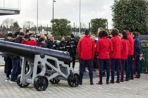Arsenal Training Day 2020-9