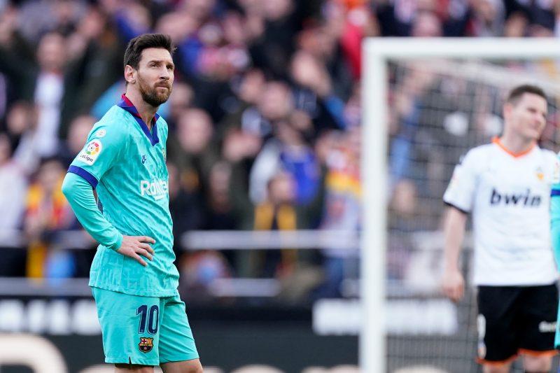 新体制2戦目のバルセロナがバレンシアに完敗…GKシュテーゲンの好守も実らず後半に2失点