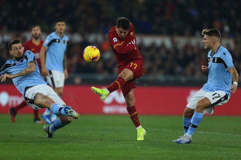 ローマが試合を支配も、ダービーは1-1のドローに…ラツィオの連勝は11で止まる