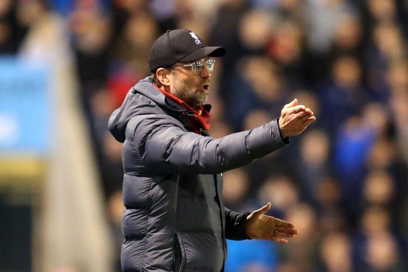FA杯再試合は主力欠場へ…クロップ監督「若手選手がプレーする」