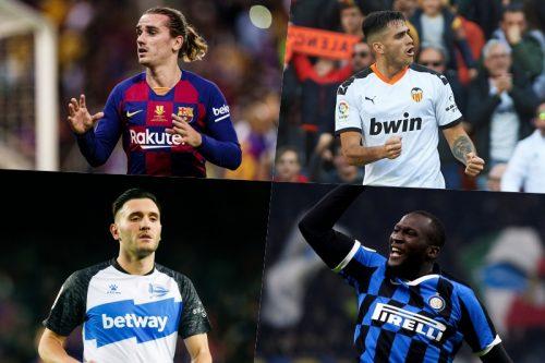 1年目から大活躍!…欧州4大リーグにおける、新加入選手の得点ランキング上位10名