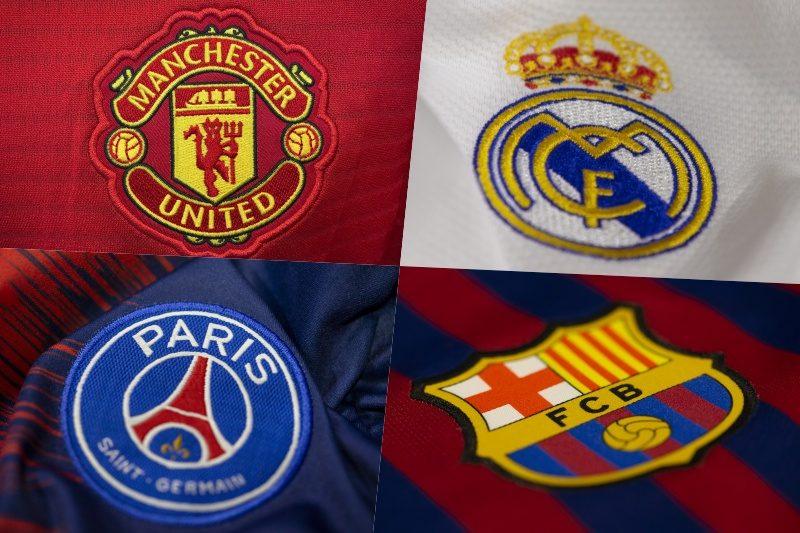過去5シーズンを比較…欧州主要クラブで最も売上高をアップさせたのは?
