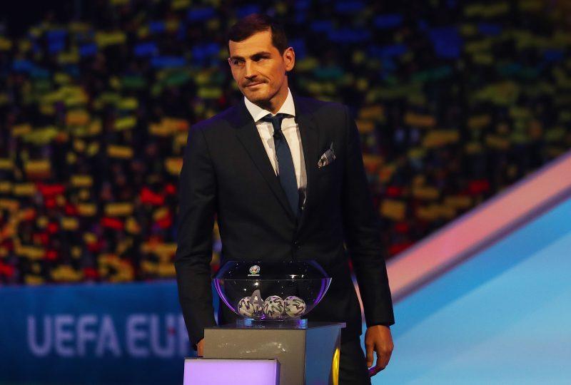 カシージャス、スペインサッカー協会の会長選挙に出馬へ! 引退の可能性高まる