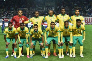 U-23南アフリカ代表