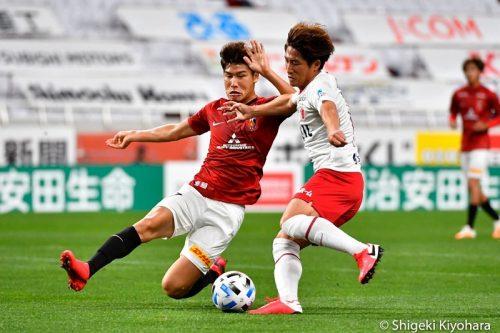 20200712 J1 Urawsa vs Kashima Kiyohara9(s)