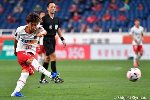 20200815 J1 Urawa vs Hiroshima Kiyohara20(s)