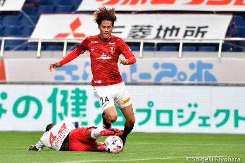20200815 J1 Urawa vs Hiroshima Kiyohara4(s)