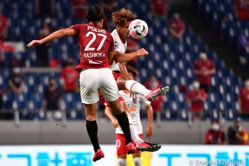20200815 J1 Urawa vs Hiroshima Kiyohara9(s)