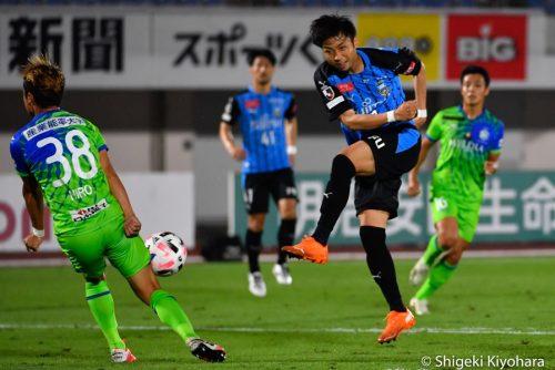 20200927 J1 Shonan vs KawasakiF Kiyohara4(s)