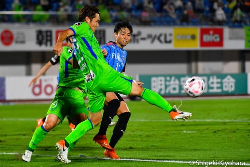 20200927 J1 Shonan vs KawasakiF Kiyohara6(s)