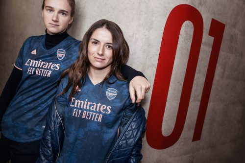 ARSENAL WOMEN'S THIRD KIT (4)