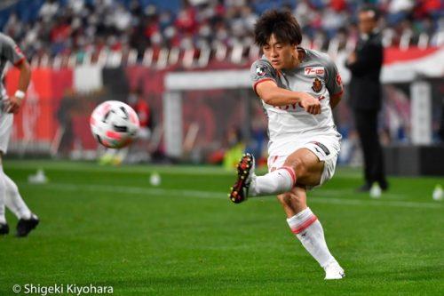 20201004 J1 Urawa vs Nagoya Kiyohara3(s)_2
