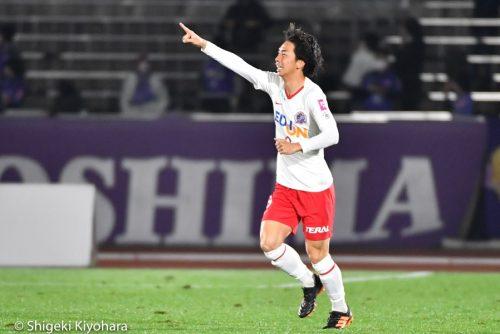 20201125 Shonan vs Hiroshima Kiyohara12(s)