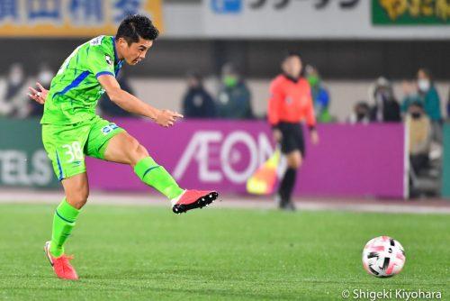 20201125 Shonan vs Hiroshima Kiyohara3(s)