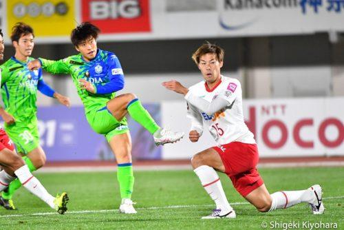 20201125 Shonan vs Hiroshima Kiyohara4(s)
