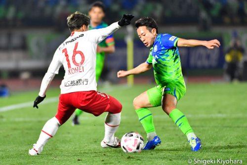 20201125 Shonan vs Hiroshima Kiyohara8(s)