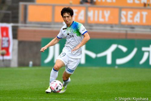20201129 Shimizu vs Shonan Kiyohara2