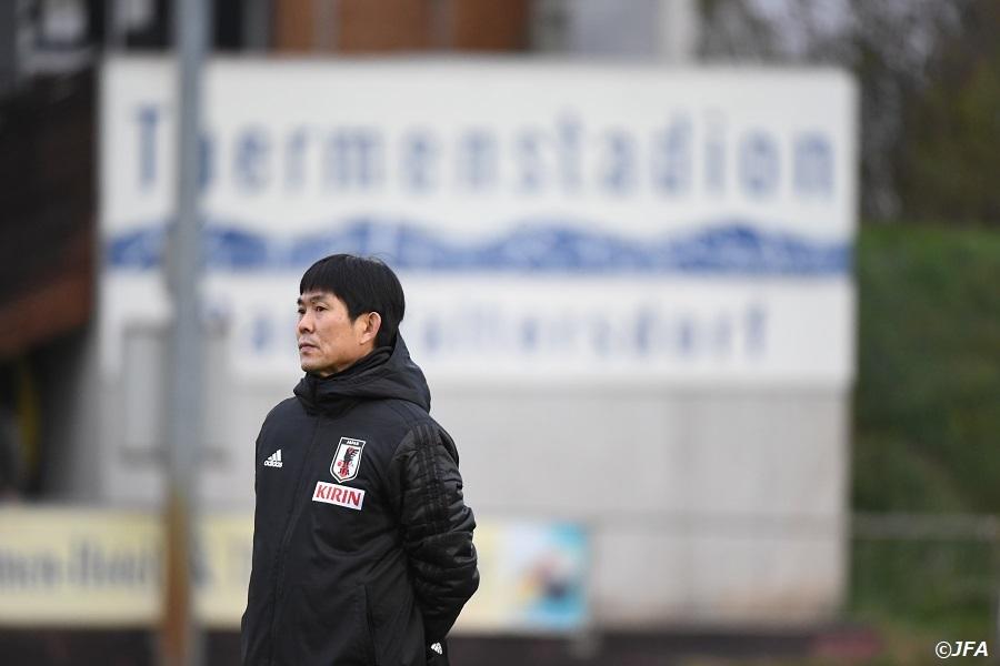 Photo of 日本代表の森保監督が意気込み「熱い戦いをしたい」…2試合でメンバー変更も明言   サッカーキング   サッカーキング
