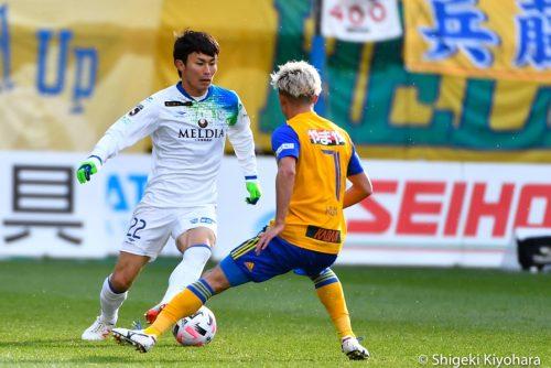 20201219 J1 Sendai vs Shonan Kiyohara11(s)