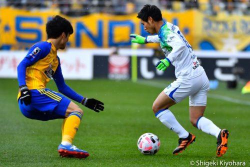 20201219 J1 Sendai vs Shonan Kiyohara15(s)