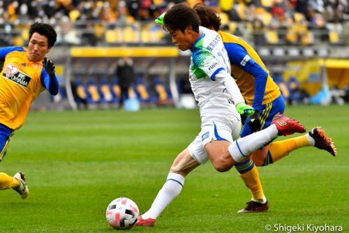 20201219 J1 Sendai vs Shonan Kiyohara20(s)