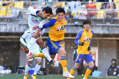 20201219 J1 Sendai vs Shonan Kiyohara6(s)