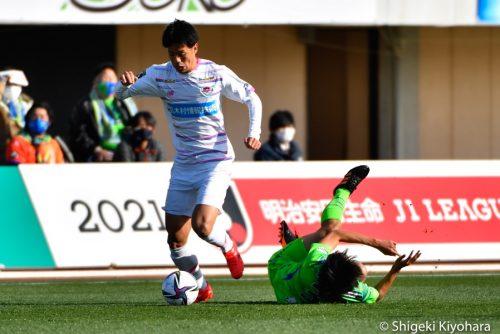 20210227 J1 Shonan vs Tosu Kiyohara5(s)