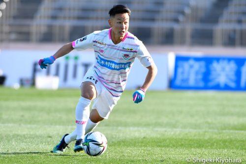 20210227 J1 Shonan vs Tosu Kiyohara9(s)