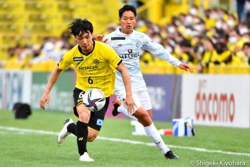 20210306 J1 Kashiwa vs Shonan Kiyohara6(s)