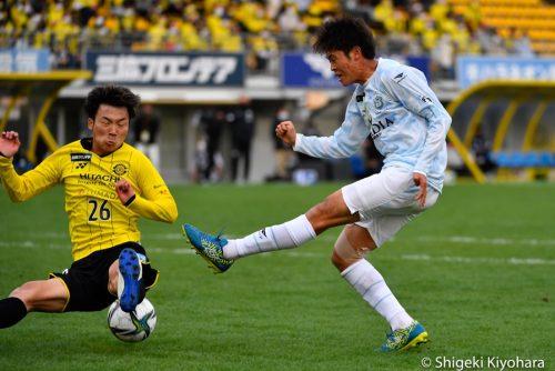 20210306 J1 Kashiwa vs Shonan Kiyohara7(s)