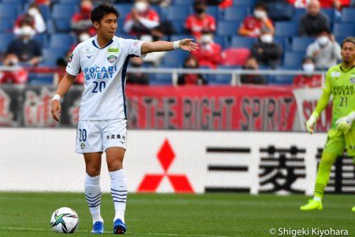 20210411 J1 Urawa vs Tokushima Kiyohara7(s)