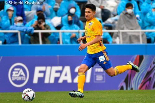 20210417 J1 YokohamaFC vs Sendai Kiyohara14(s)