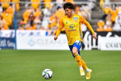 20210417 J1 YokohamaFC vs Sendai Kiyohara8(s)