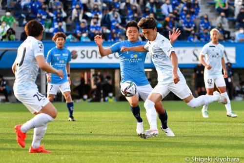 20210515 J1 YokohamaFC vs Shonan Kiyohara10(s)